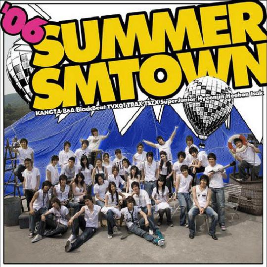 superstar smtown歌曲不完整?这怎么可能!