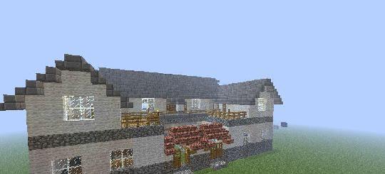 我的世界房子怎么造好看呢?学会这些你的房子肯定美