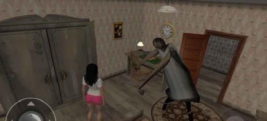恐怖奶奶第二代死亡结局,具体有哪些结局