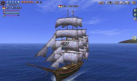 大航海时代6手游造船心得,帮你轻松造一个最强的船