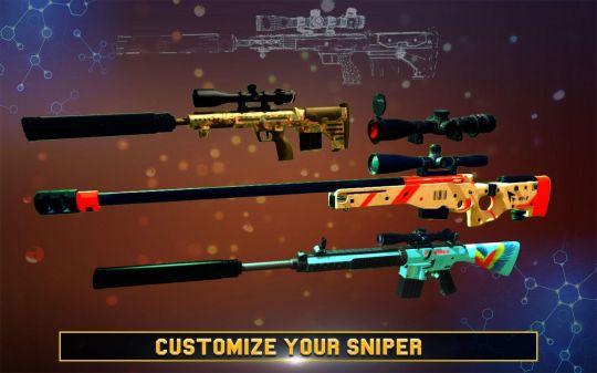 《Sniper 3D》:谷歌下载量过亿,剧情和解谜结合的FPS游戏 图片9