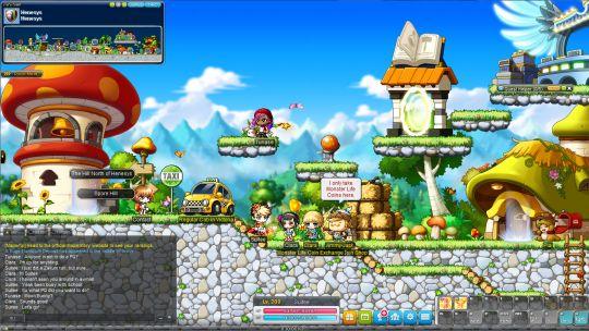 """《冒险岛M》:""""情怀+创新""""的《冒险岛》移植手游,优秀! 图片1"""