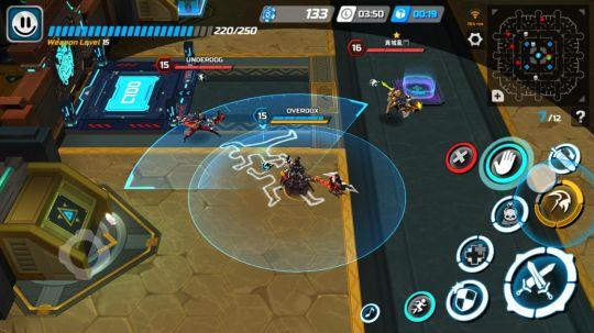 异域乱斗 OVERDOX:冷兵器贴身近战,拥有超强打击感的吃鸡手游 图片2