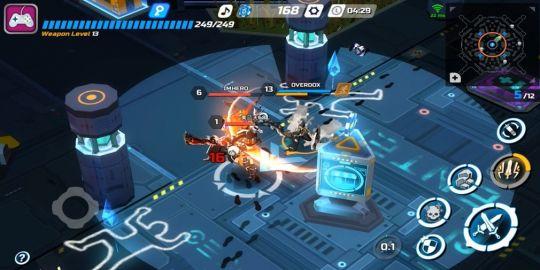 异域乱斗 OVERDOX:冷兵器贴身近战,拥有超强打击感的吃鸡手游 图片4