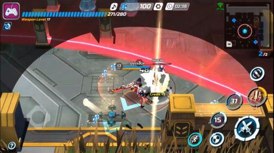 异域乱斗 OVERDOX:冷兵器贴身近战,拥有超强打击感的吃鸡手游 图片6