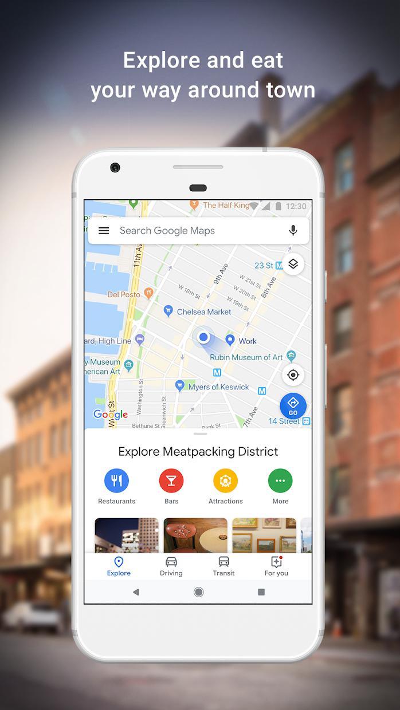 谷歌地图 游戏截图3