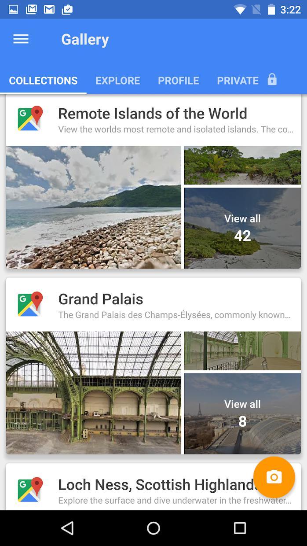 谷歌街景 游戏截图2