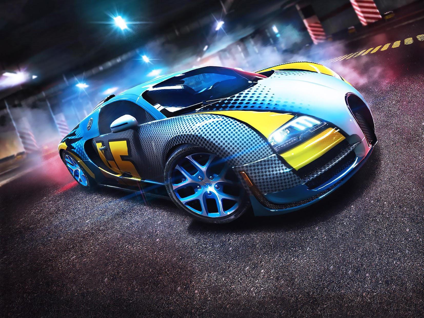 狂野飙车8:极速凌云 游戏截图5