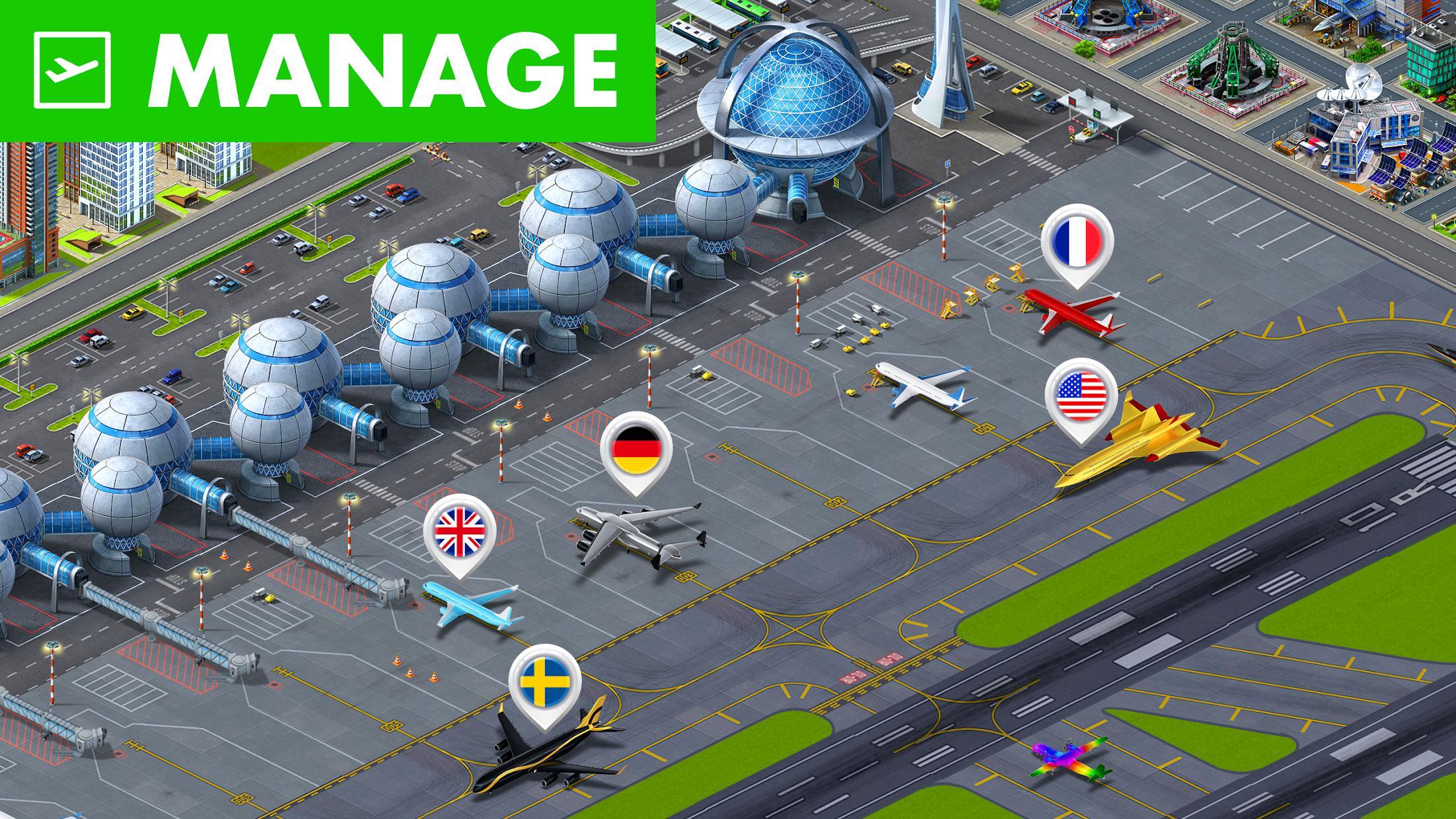 Airport City 游戏截图1