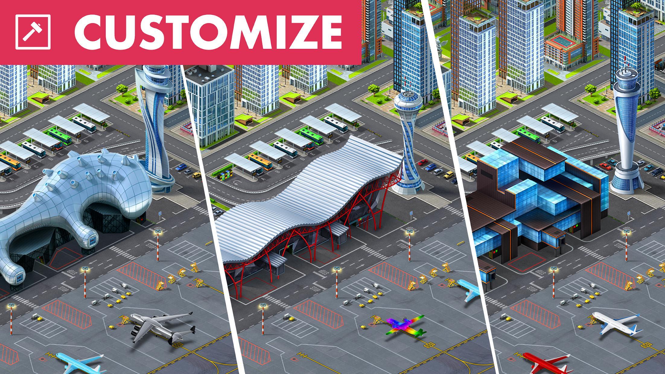 Airport City 游戏截图3