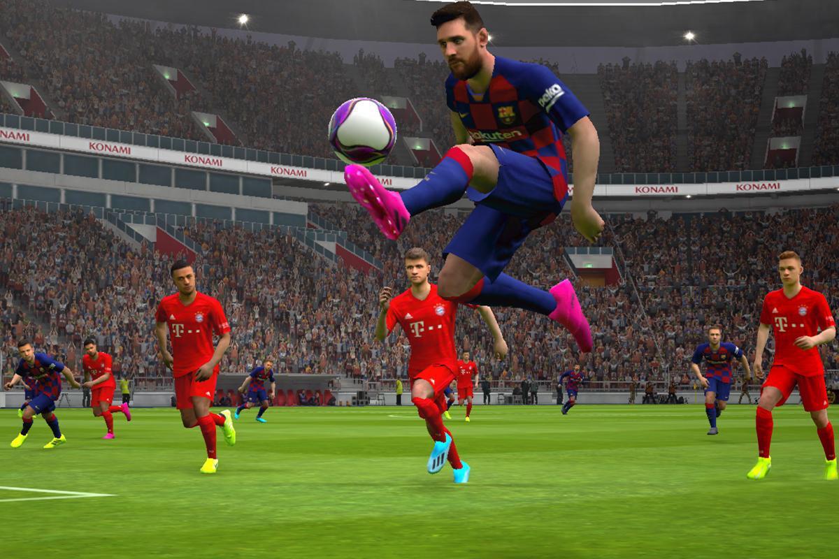 实况足球2020 游戏截图1