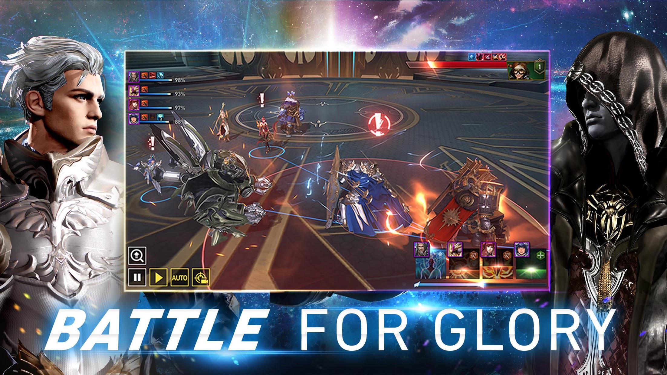 永恒之塔:军团之战 游戏截图4