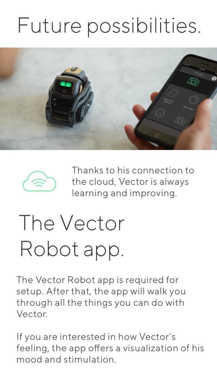 Vector Robot 游戏截图5