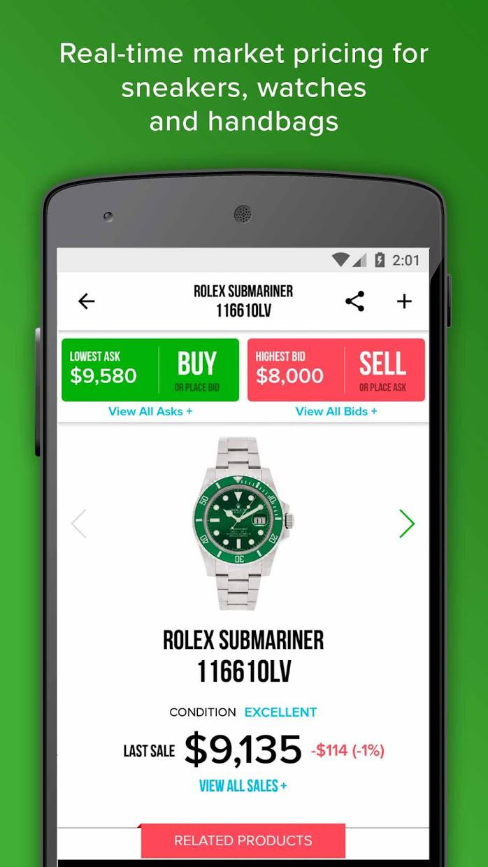 StockX - Buy & Sell Sneakers, Streetwear + More 游戏截图3