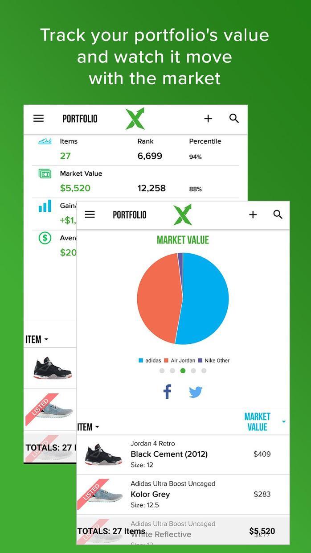StockX - Buy & Sell Sneakers, Streetwear + More 游戏截图4