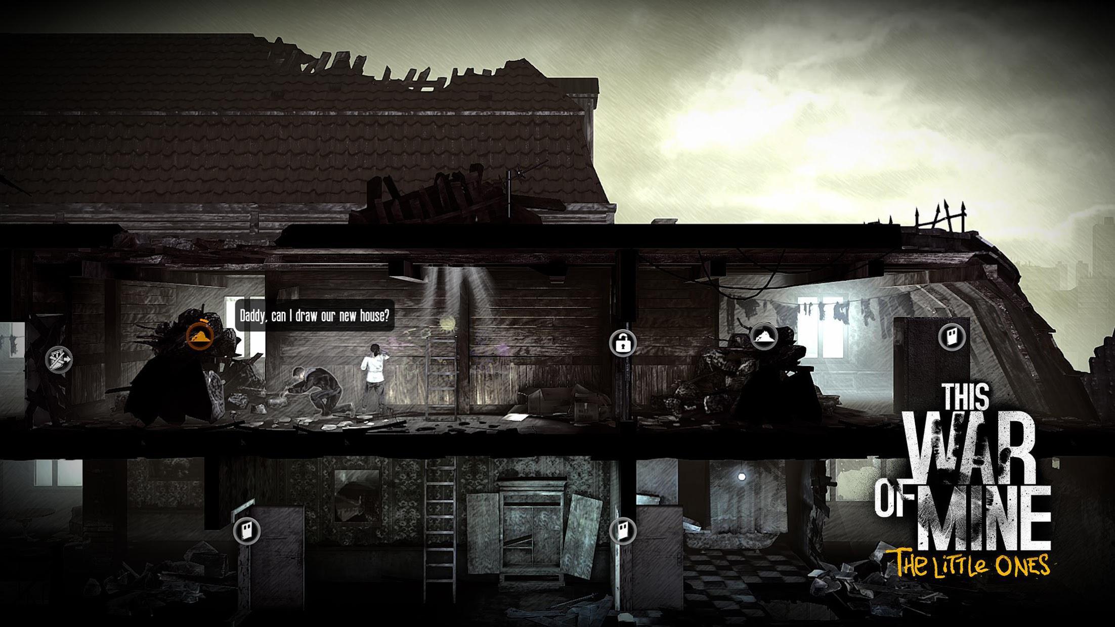 这是我的战争(This War of Mine) 游戏截图3