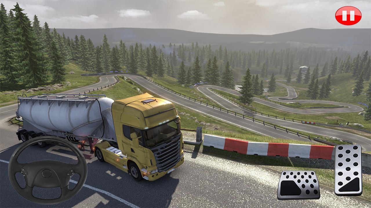 欧洲卡车模拟 游戏截图2