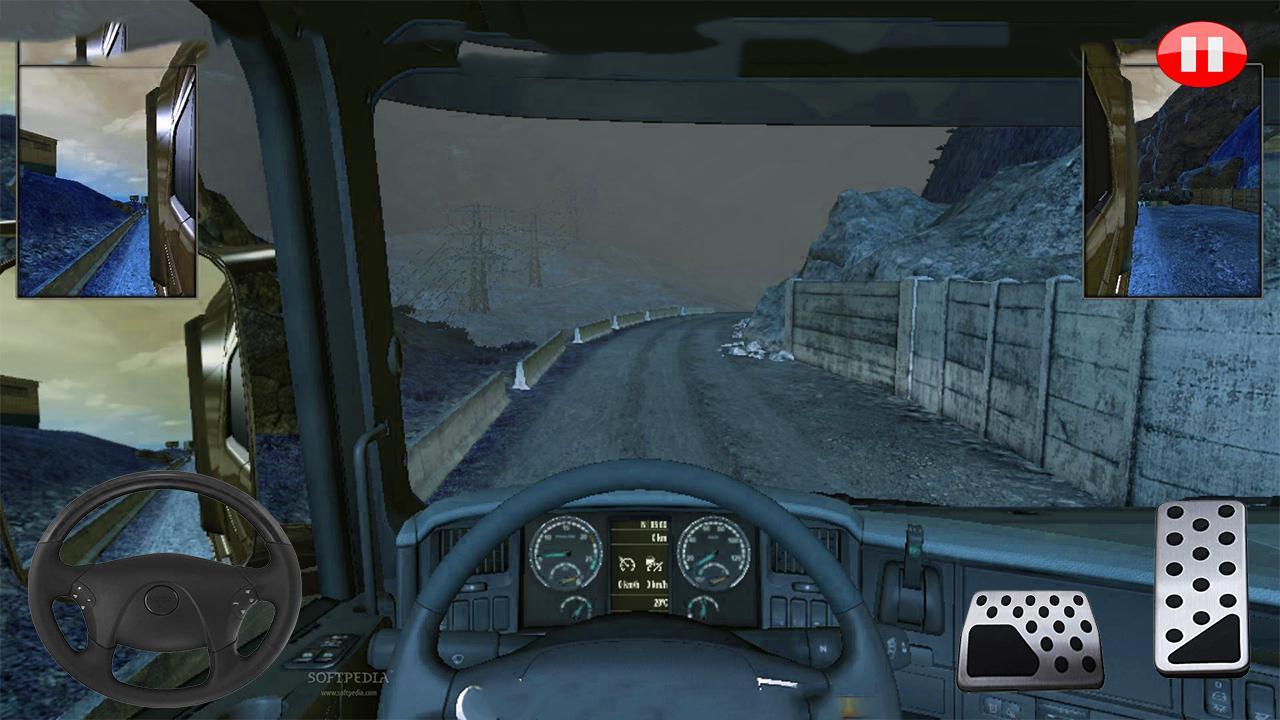 欧洲卡车模拟 游戏截图3