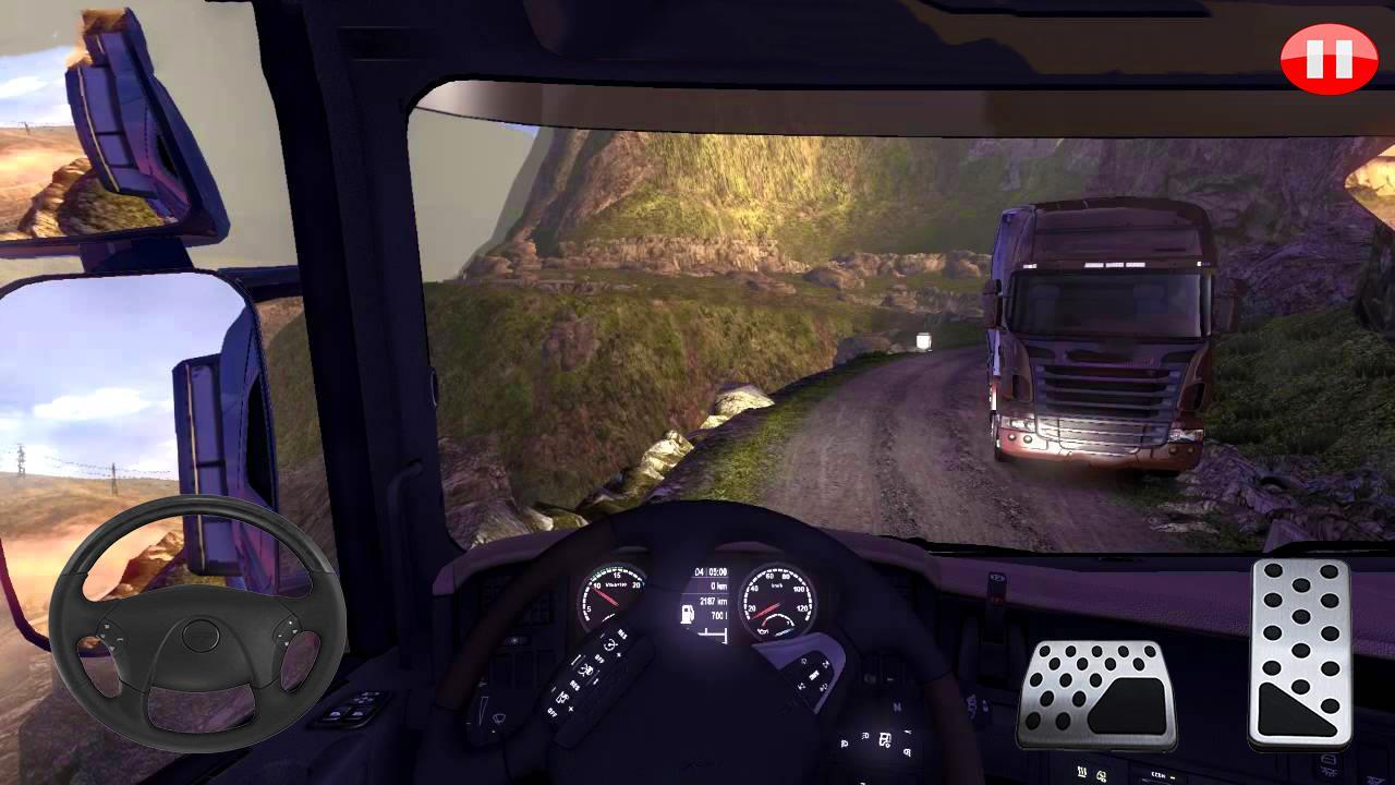 欧洲卡车模拟 游戏截图4