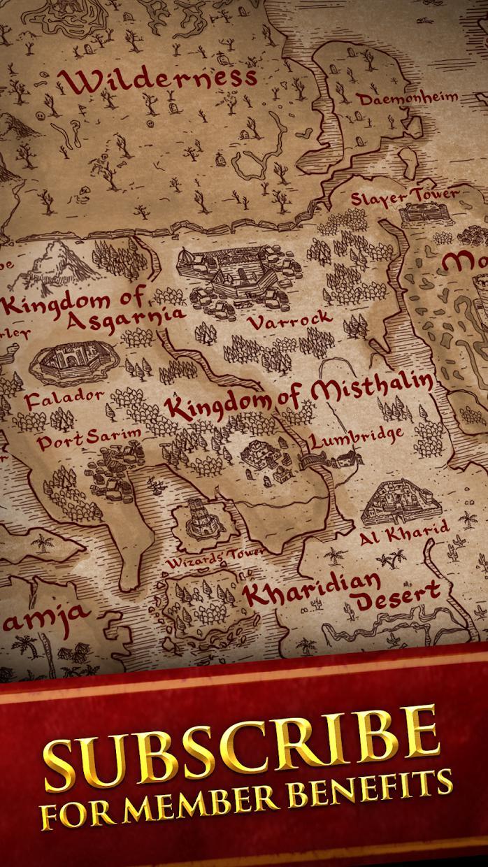 Old School RuneScape 游戏截图5