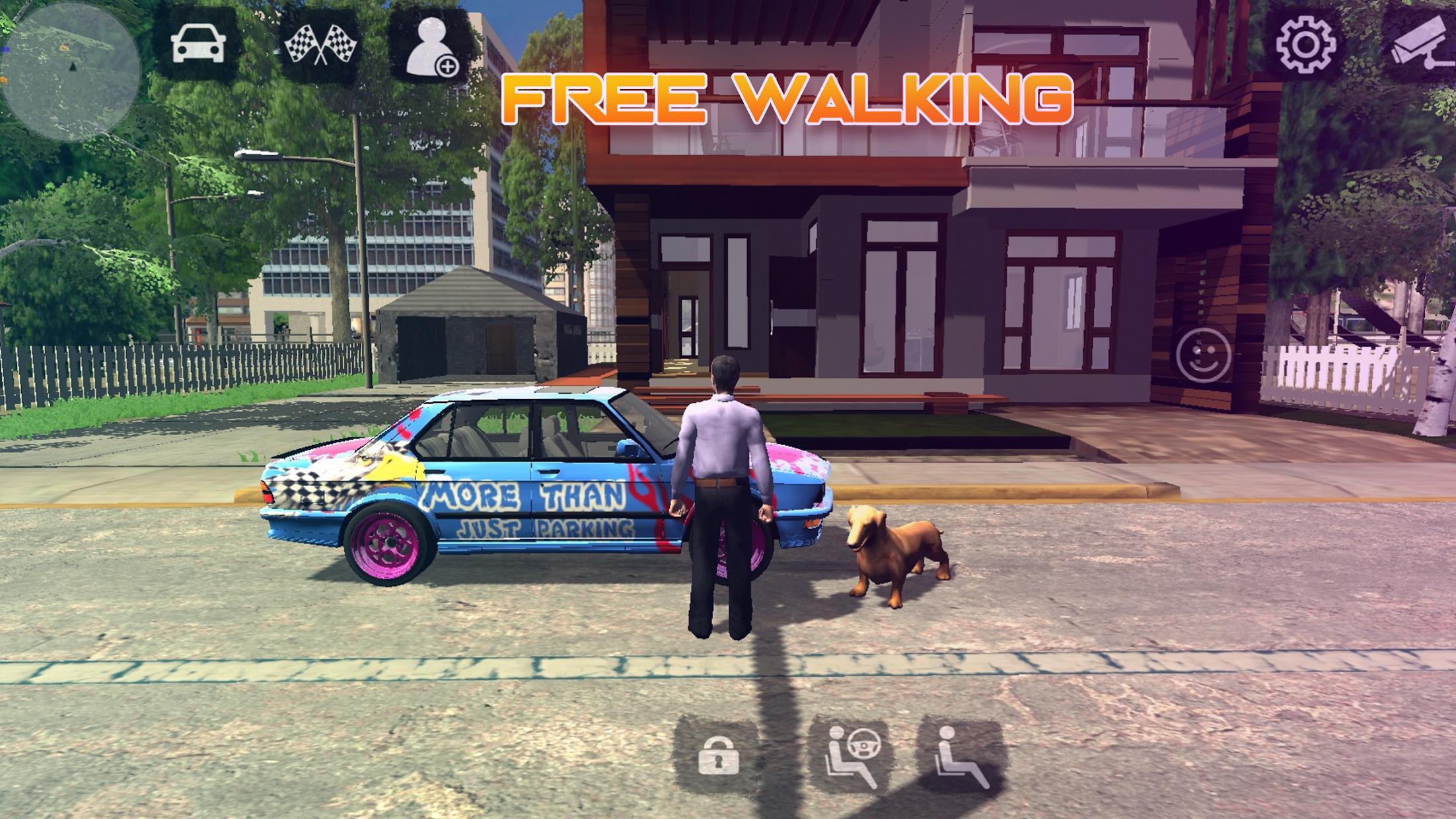手动挡停车场 联机版(Car Parking Multiplayer) 游戏截图3