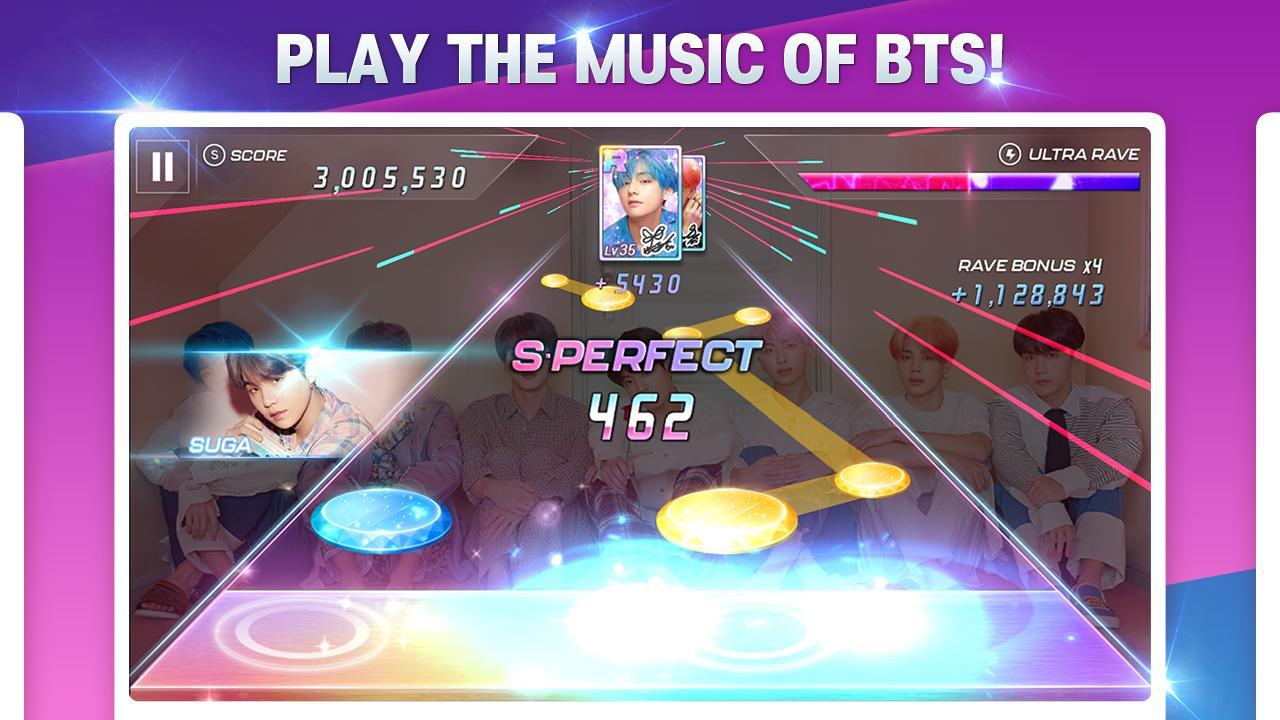SuperStar BTS 游戏截图3