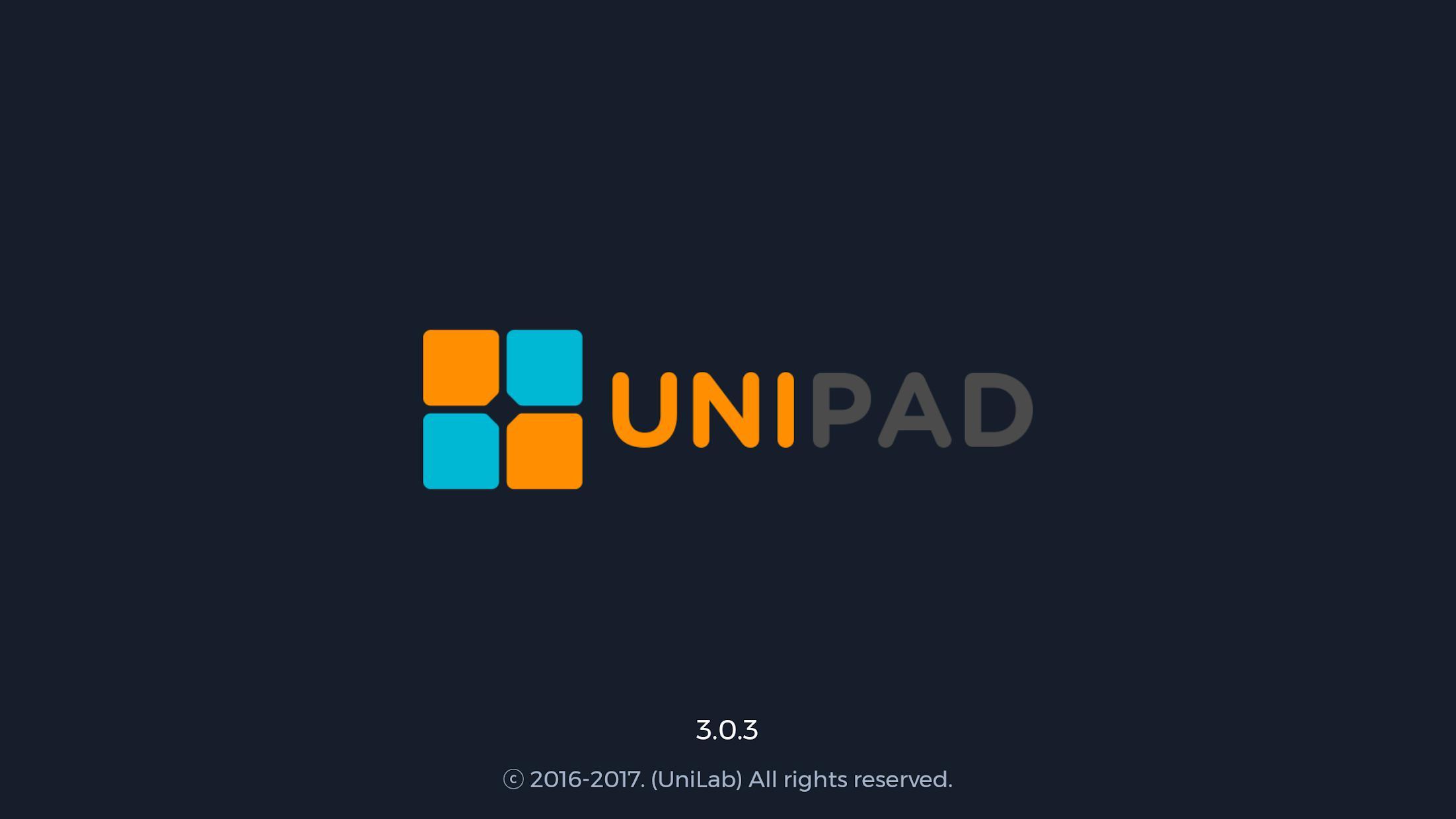 UniPad 游戏截图1