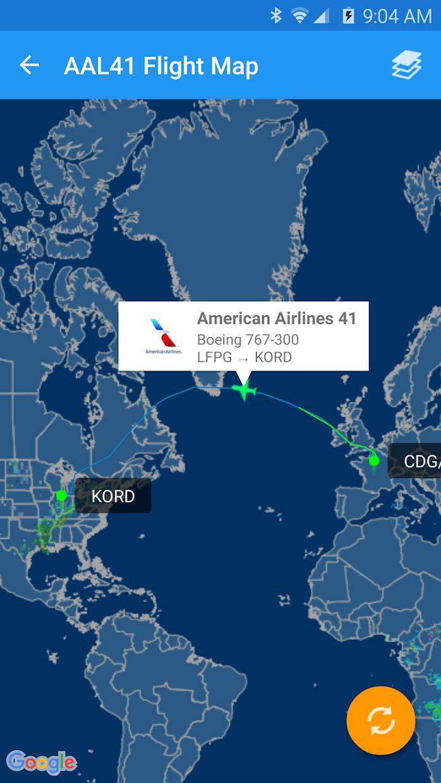 FlightAware 航班跟踪 游戏截图4