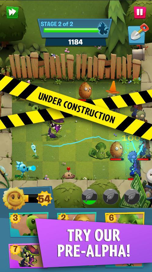 植物大战僵尸3(抢先体验版) 游戏截图2