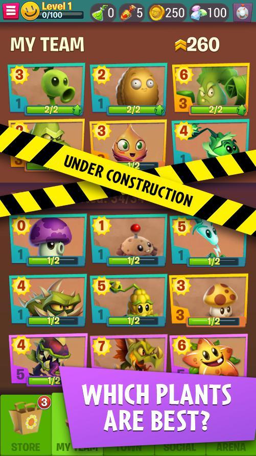 植物大战僵尸3(抢先体验版) 游戏截图3