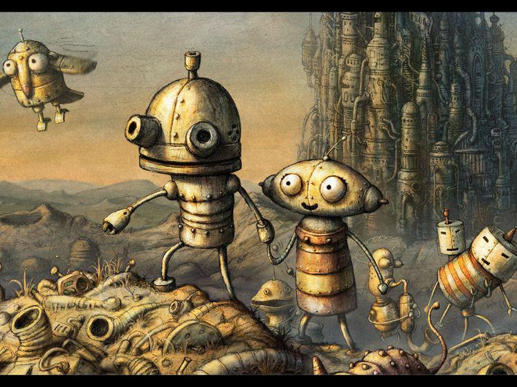 机械迷城 游戏截图2