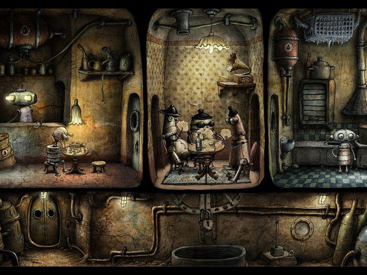 机械迷城 游戏截图5