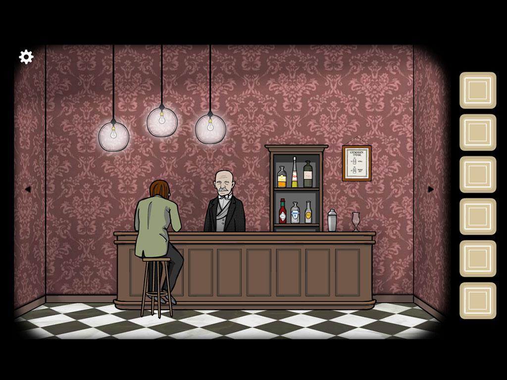 逃离方块:剧院 游戏截图2