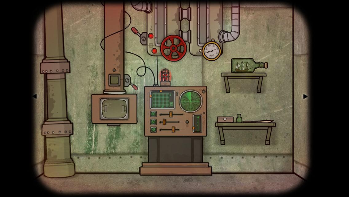 逃离方块:洞穴 游戏截图2