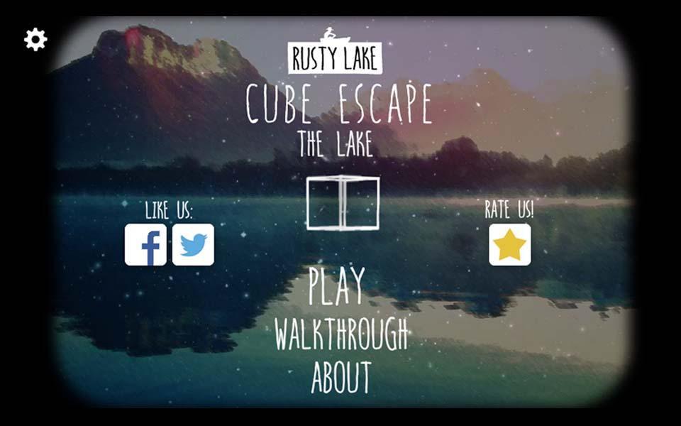 逃离方块:锈湖湖畔 游戏截图5
