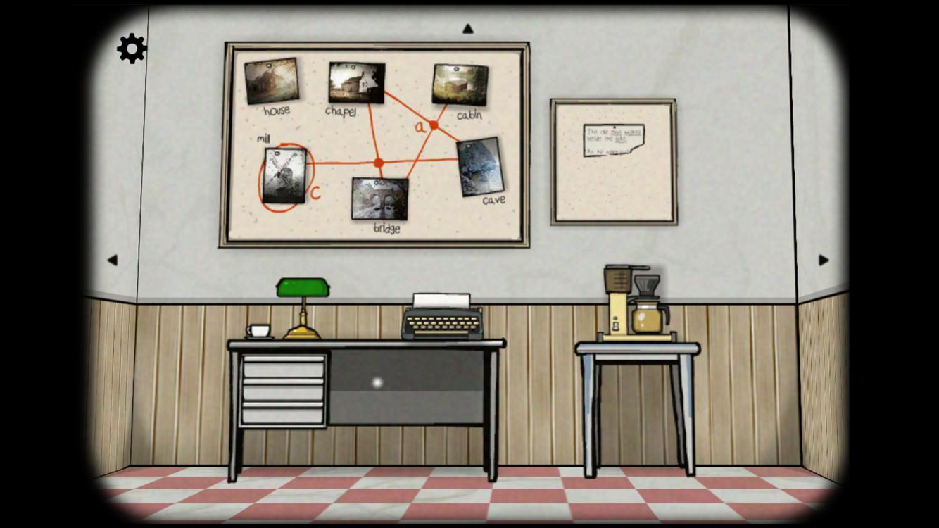 逃离方块:案件23 游戏截图1