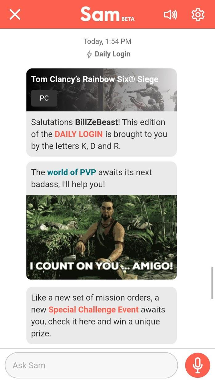 Ubisoft Club 游戏截图5