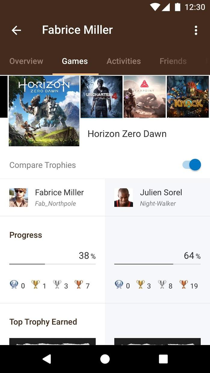 PlayStation App 游戏截图4