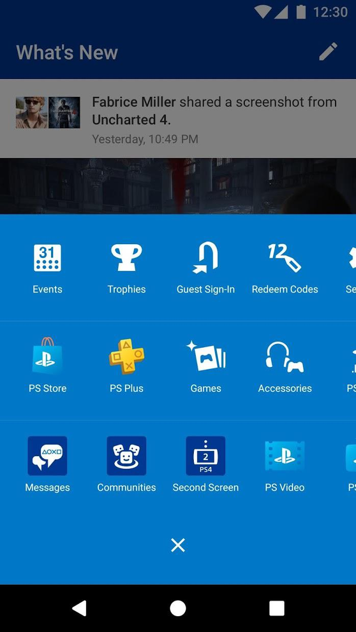 PlayStation App 游戏截图5
