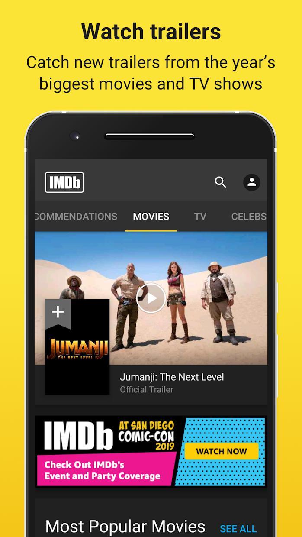 IMDb 游戏截图5