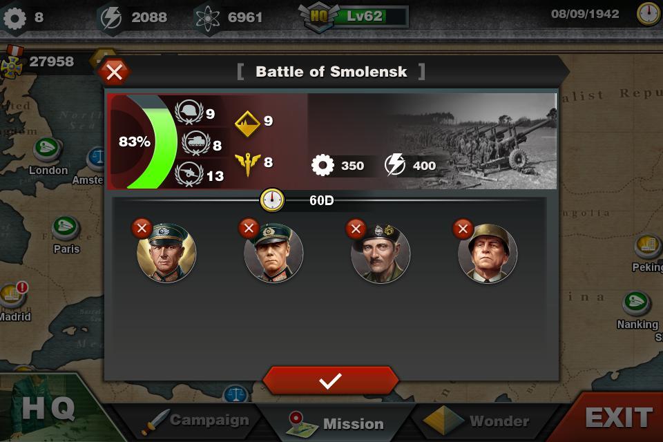 世界征服者3 游戏截图2