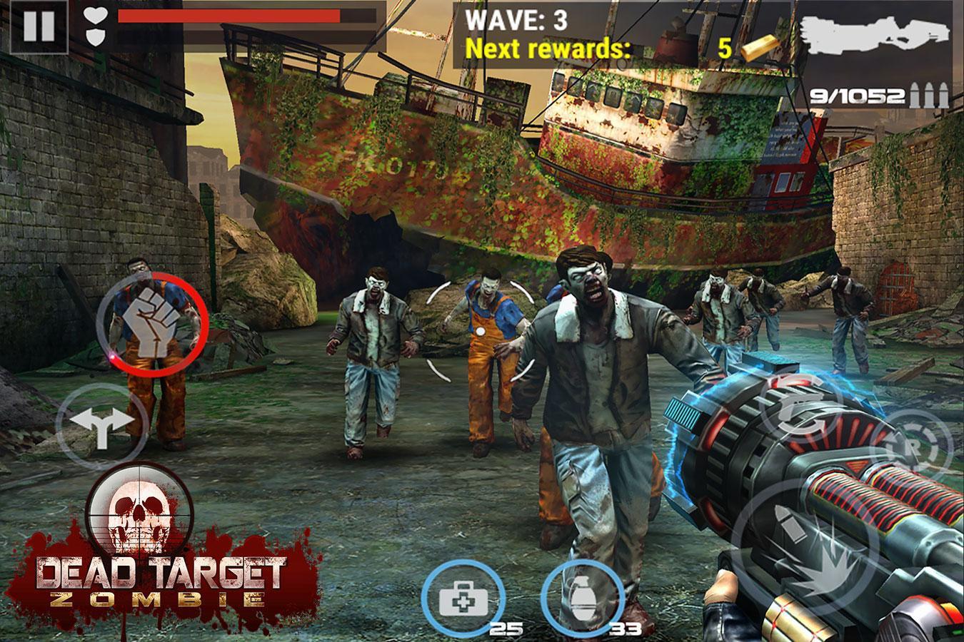 死目标:殭尸 游戏截图3