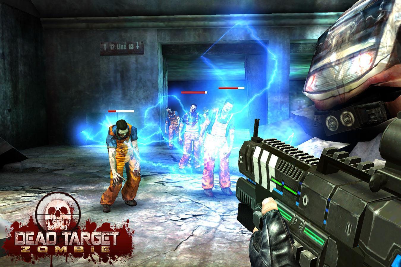 死目标:殭尸 游戏截图4
