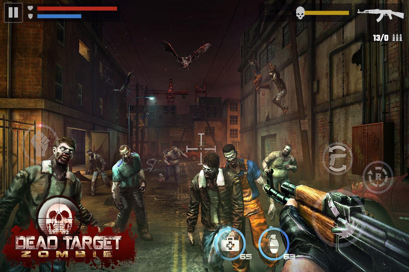 死目标:殭尸 游戏截图5