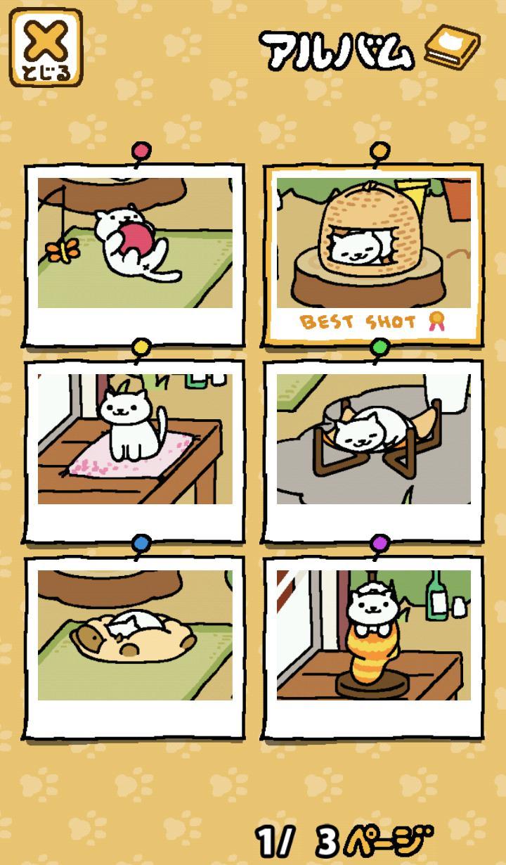 猫咪后院 游戏截图4