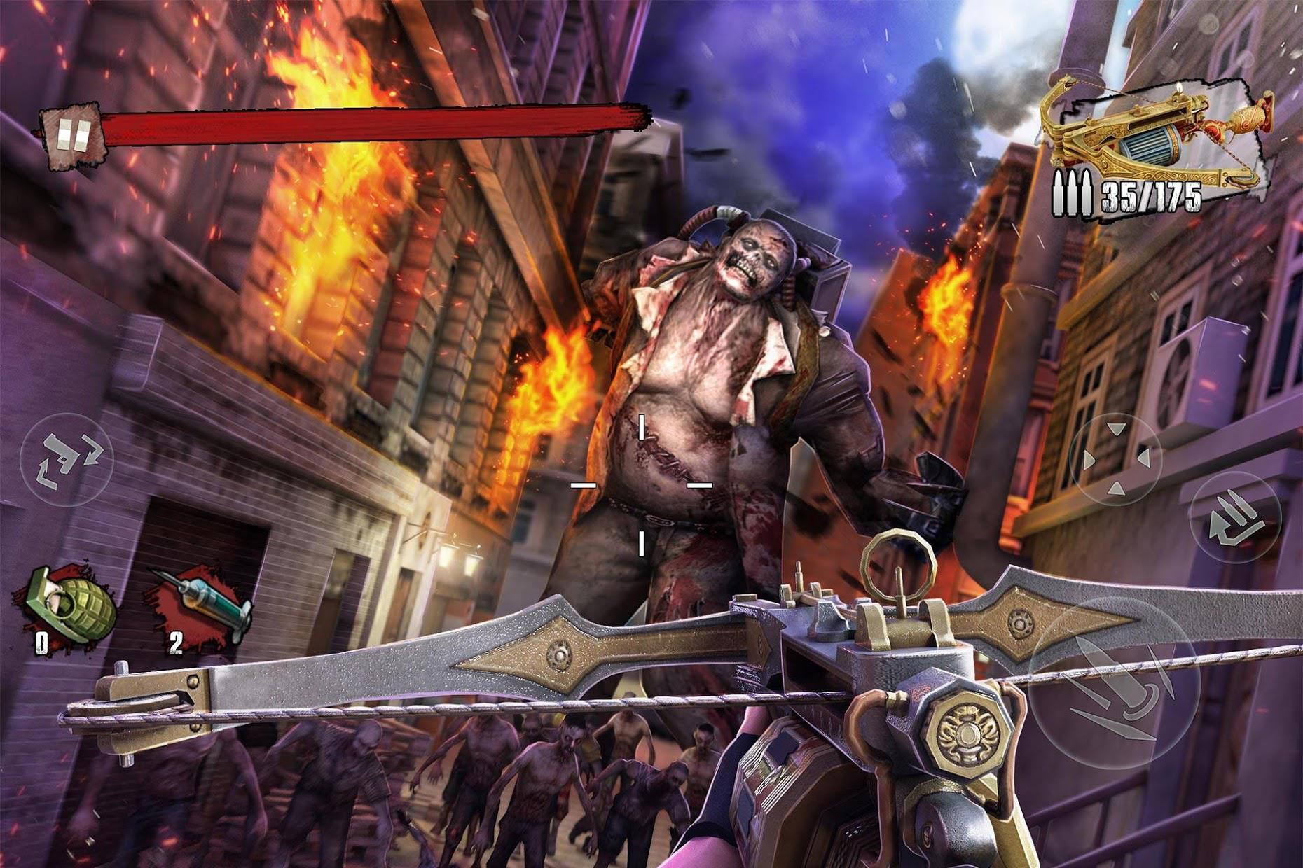 Zombie Frontier 3: Sniper FPS 游戏截图3