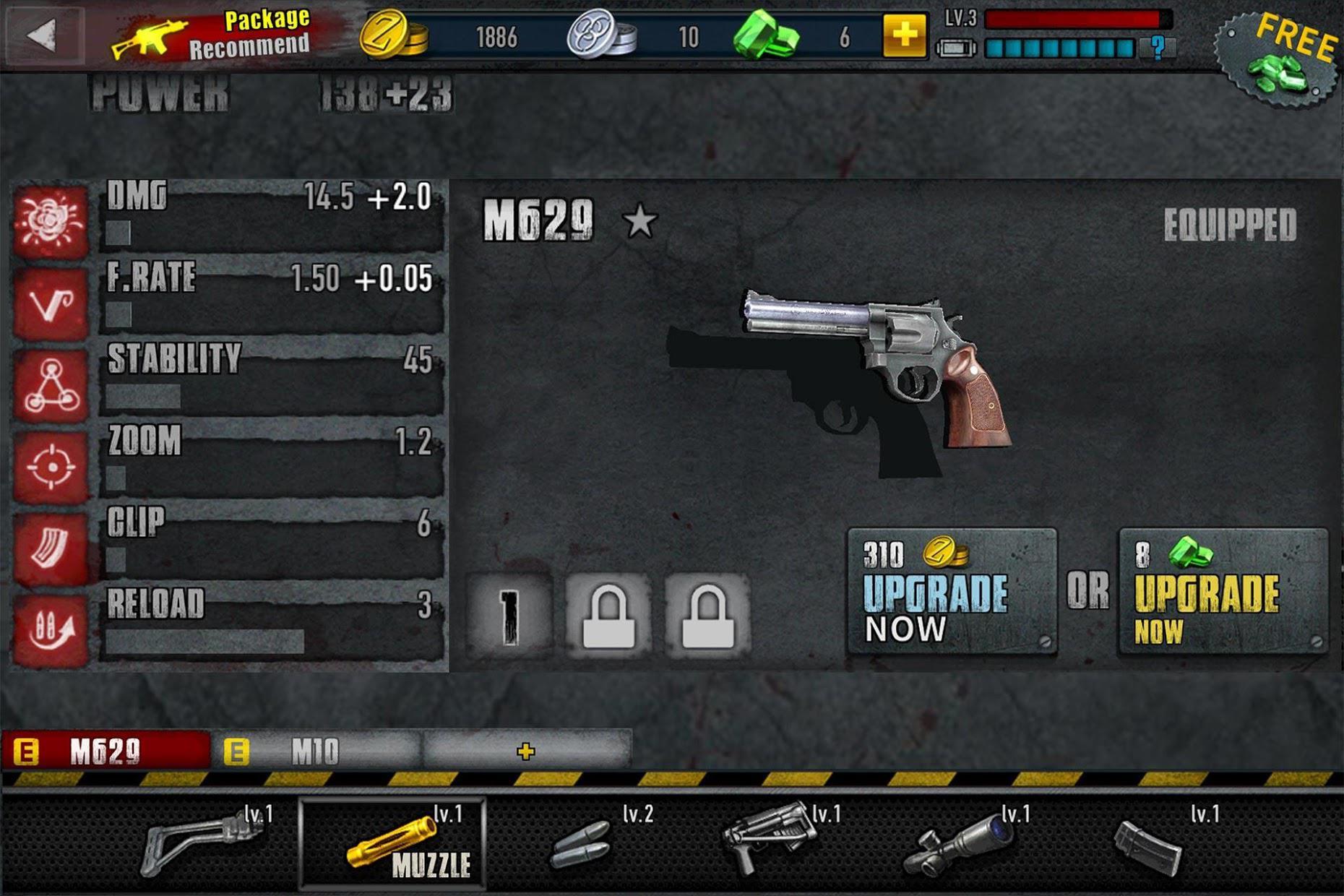 Zombie Frontier 3: Sniper FPS 游戏截图5