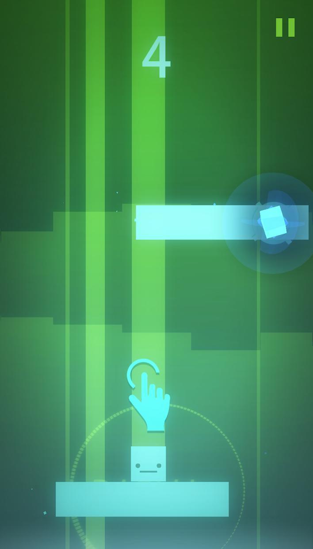 跳落去 游戏截图2