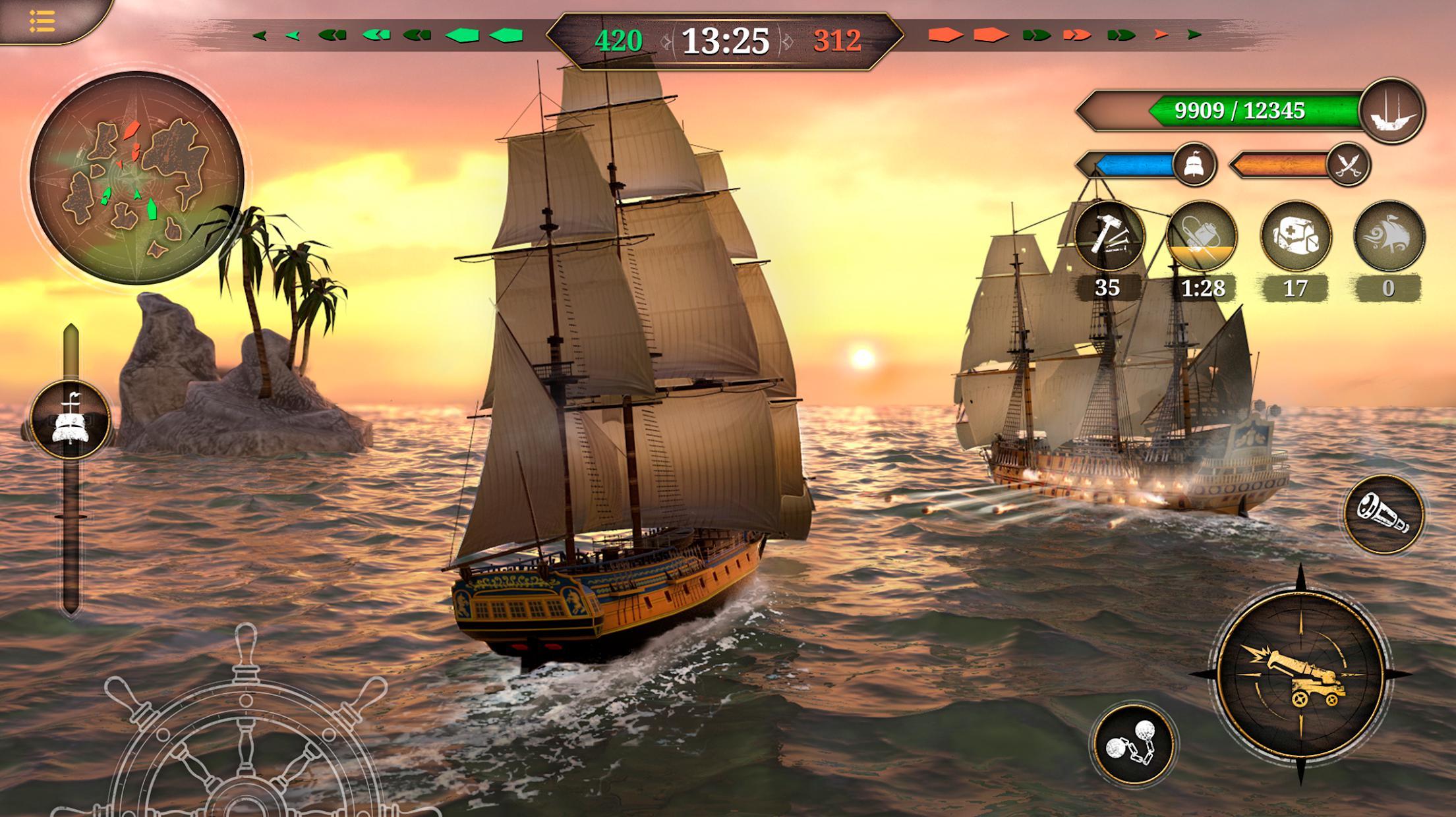 航海王:皇家海军 游戏截图1