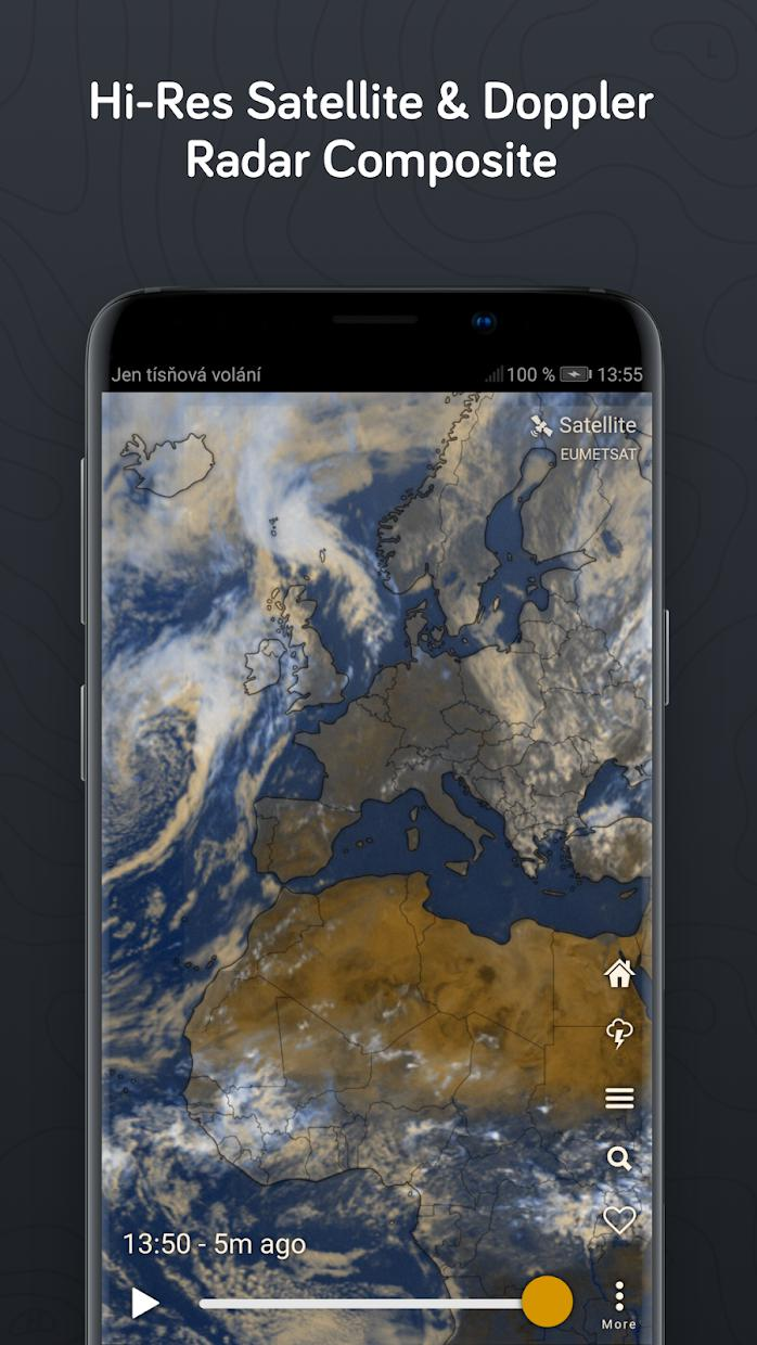 Windy.com - Wind, Waves and Hurricanes Forecast 游戏截图3